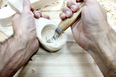 Заготовка для резьбы по дереву (ложка из липы) - купить, заказать в Киеве, Украина