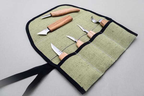 Набори інструменту для різьби по дереву від виробника BeaverCraft