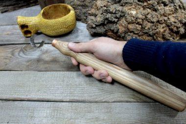 Ложкорез - инструмент для резьбы по дереву с длинной ручкой. Купить в Киеве (Украина)