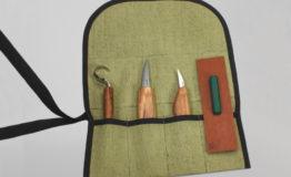 Набор ножей для резьбы по дереву BeaverCraft S17 от производителя. Киев, Украина 02
