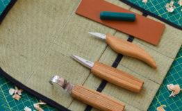 Набор ножей для резьбы по дереву BeaverCraft S17 от производителя. Киев, Украина 03